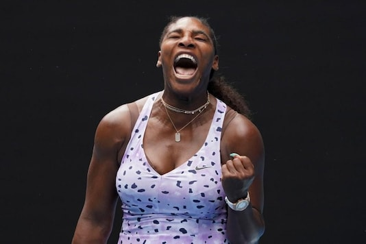 Serena Williams (Photo Credit: AP)