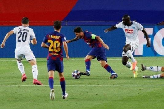 Lionel Messi (Photo Credit: Twitter)