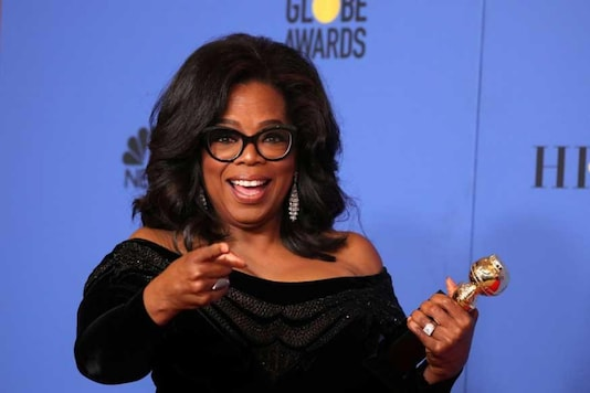 File image of Oprah.
