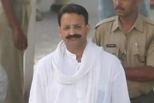 Gangster-turned-politician Mukhtar Ansari. (Photo: PTI)
