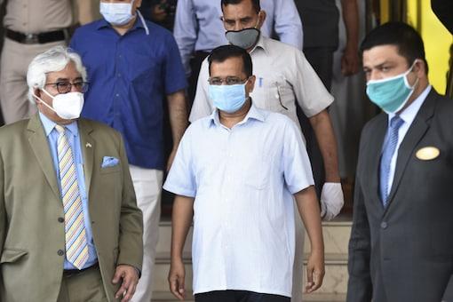 File photo of Delhi CM Arvind Kejriwal.