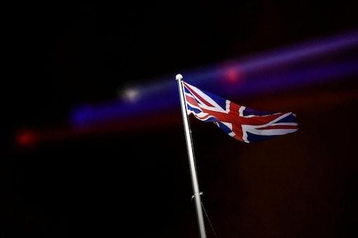 File photo of British flag. (Reuters)