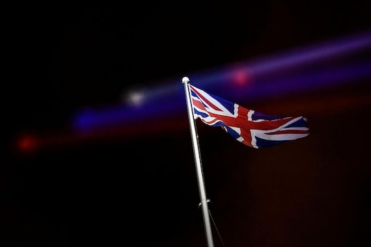 File photo of British flag. (Reuters)
