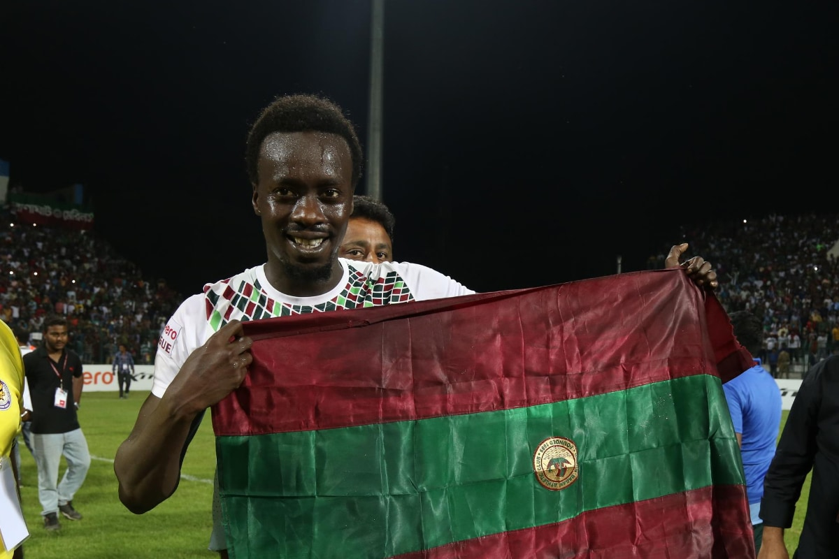 Mohun Bagan's Papa Diawara Finally Returns Home to Senegal After Being Stranded in India Since March