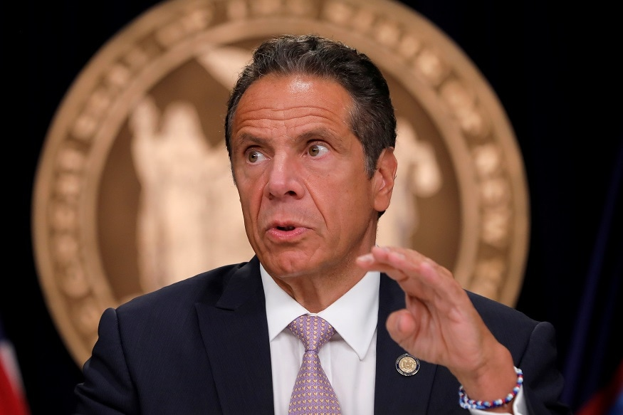 New York Governor Calls Trump Executive Order on Unemployment Benefits 'Laughable'