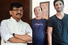 Remain Calm For Justice: Sanjay Raut on Sushant Singh Rajput's Family