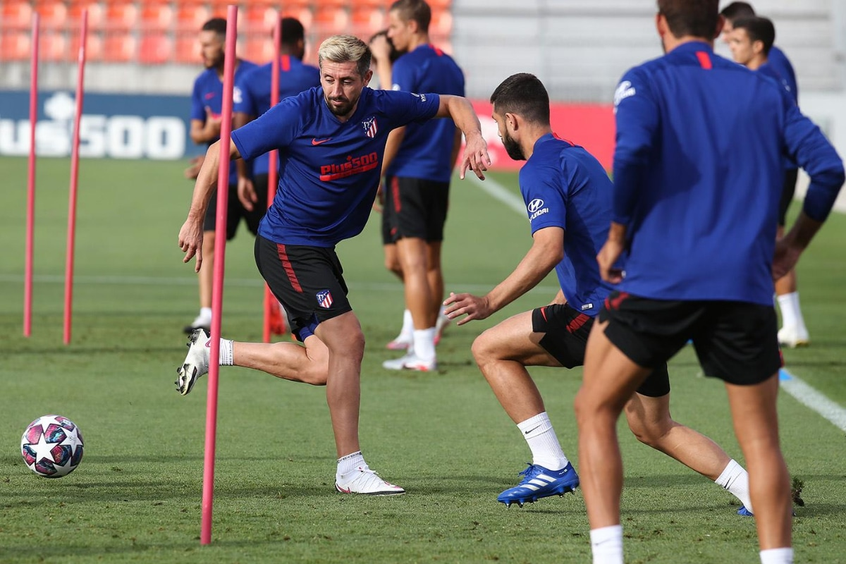 Ahead Of Champions League Clash Atletico Madrid Confirm 2 Positive Coronavirus Tests