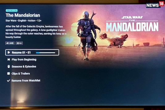 Disney+ Hotstar Is Now Finally Streaming In 4K On Your Android TV, If You Have A 4K TV That Is