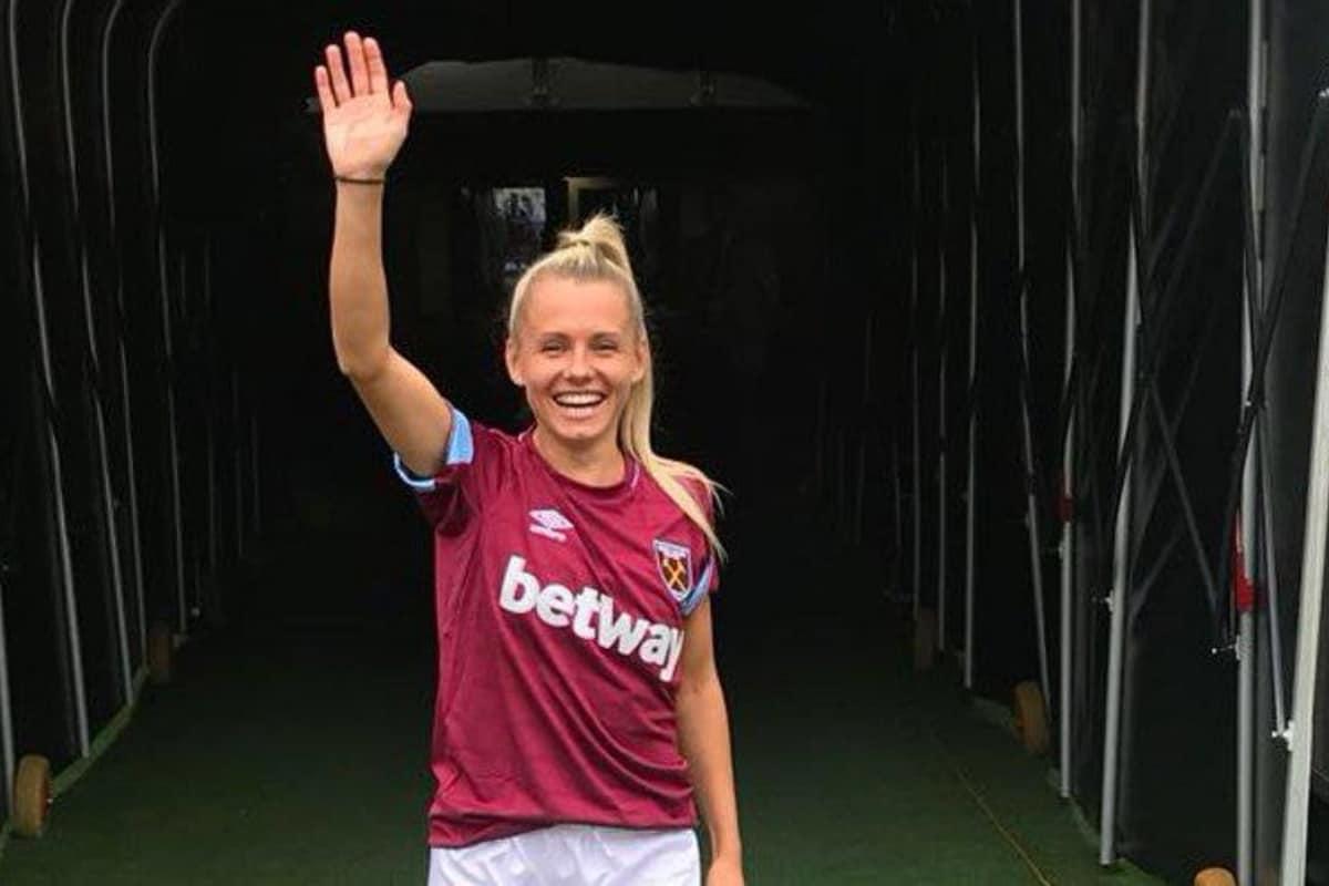 Women's Football: West Ham United's Julia Simic Departs for AC Milan