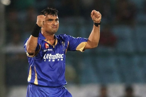 Tambe became the first Indian to play CPL