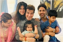 Tusshar Kapoor's Latest Pic Gives Us Perfect Family Goals