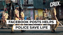 Facebook Helps Delhi And Mumbai Police Save A Life After Detecting Suicidal Post On A Man's Account