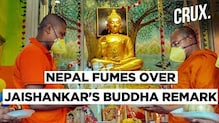 India Responds As Nepal Fumes Over Jaishankar Calling Buddha 'Indian'