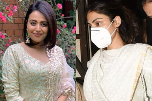 Swara Bhasker Supports Rhea Chakraborty, Says 'She's Being Subjected to Dangerous Media Trial'