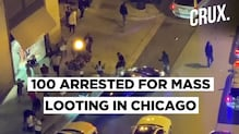 Two Injured In Gunfire Exchange As Crowds Gathered For Mass Looting In Chicago