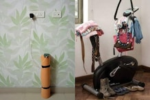 Man Finds Hilarious Use for Yoga Mat, Twitterati Shares Their Jugaad Uses of Fitness Equipment