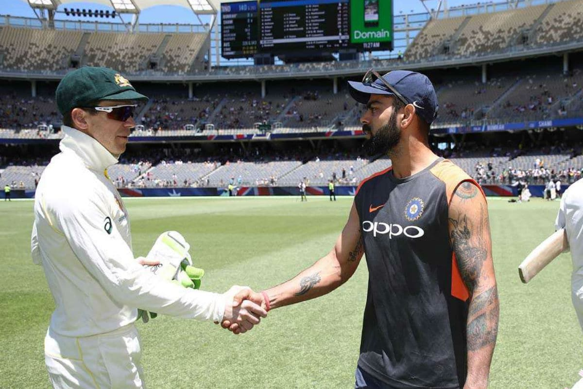 Virat Kohli & Tim Paine Best Test Skippers in World, Says India Cap