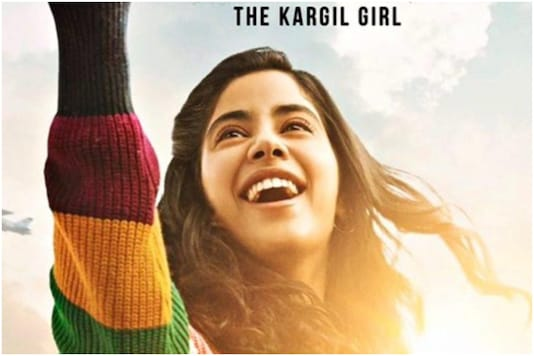Gunjan Saxena The Kargil Girl Movie Review It S Powered By Impressive Performances