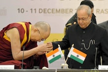 'We Can Rejoice That for 84 Years Pranab Mukherjee Led a Meaningful Life': Dalai Lama