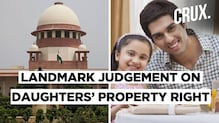 Supreme Court Upholds Daughters' Right To Parental Property Even If Father Had Died Before 2005