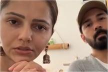 Rubina Dilaik and Abhinav Shukla Offered to Stay for 40 Days in Bigg Boss 14: Report