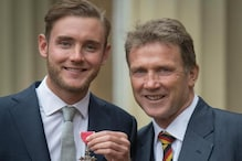 Stuart Broad's Cheeky Response to Being Fined By Father Chris Broad