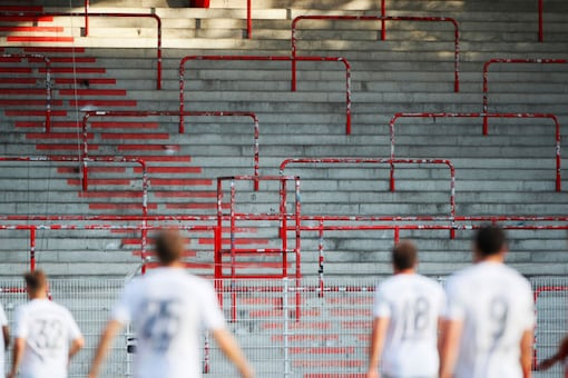 View from a Bundesliga game (Photo Credit: Reuters)