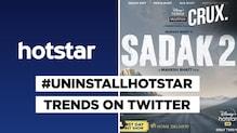 Trolls Want To Boycott Sadak 2 And Lal Singh Chaddha As Nepotism Debate Soars