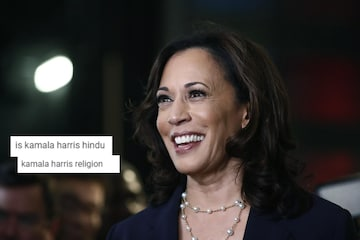Is Kamala Harris Hindu What Many Indians Searched For After Biden Picked Us Vice President Candidate
