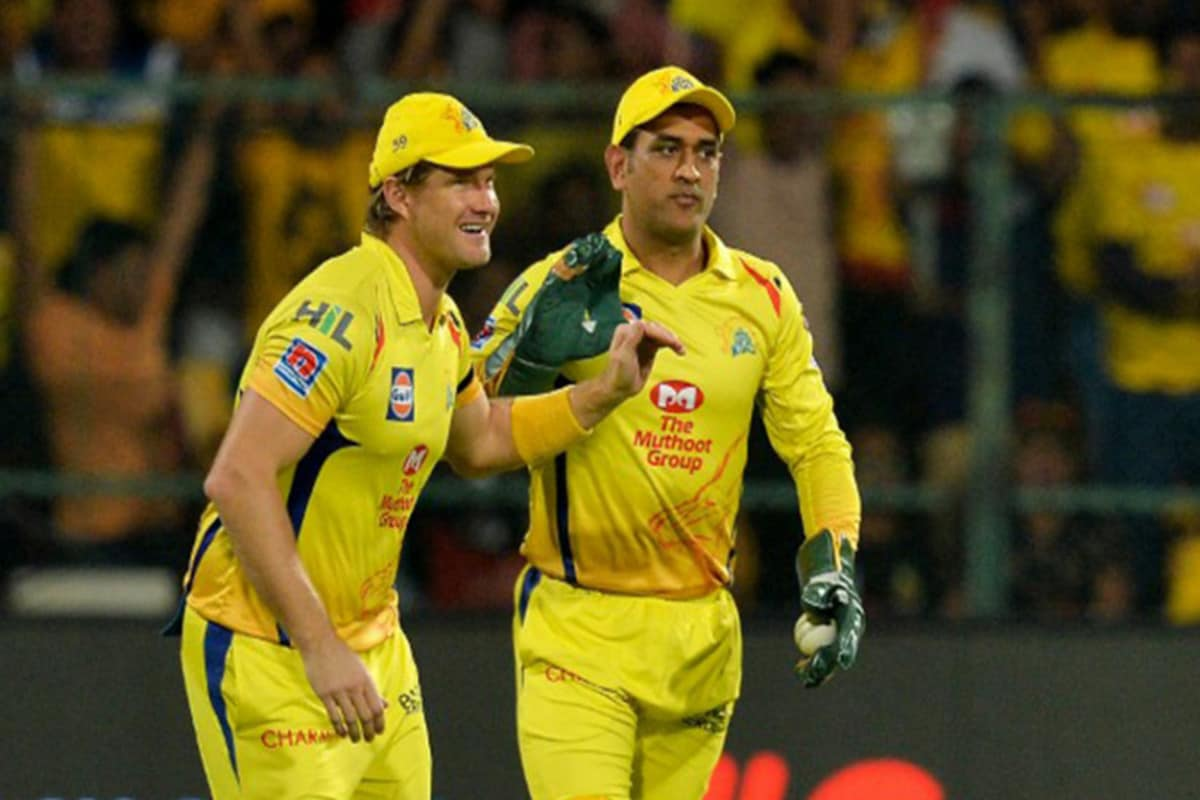 MS Dhoni Just Doesn't Age, Can Go On and Play in His 40s: Shane Watson
