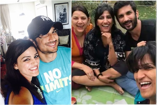Sushant Singh Rajput's Sister Shares Video of Actor Talking About His Equation with Siblings