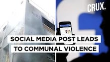 Communal Violence In Bengaluru After Cong MLA's Nephew Shares Contentious FB Post