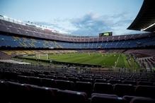 Barcelona Confirm One Covid-19 Positive Case, Say Player Not in Contact With Champions League Squad