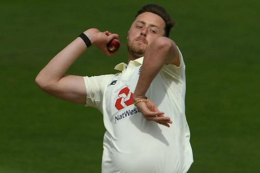 England vs Pakistan 2020: Uncapped Ollie Robinson in England Squad for Second Test