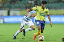 Indian Football: Sahal Abdul Samad Extends Contract with Kerala Blasters for Stay Till 2025