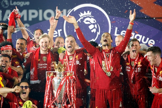 Liverpool (Photo Credit: Reuters)
