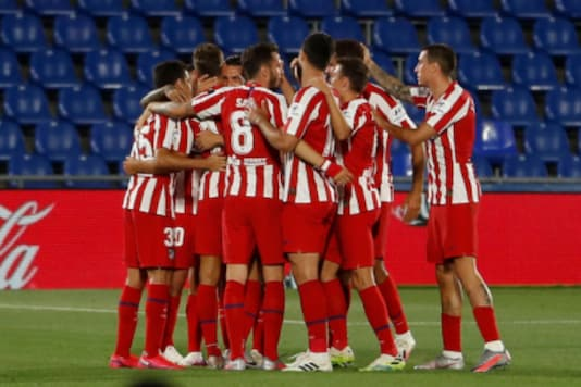 Atletico Madrid (Photo Credit: Twitter)