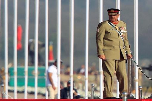 File photo of Pakistan's Army Chief of Staff  General Qamar Javed Bajwa.