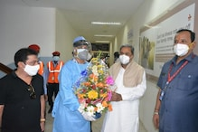 Siddaramaiah Discharged from Hospital After Testing Negative for Covid-19