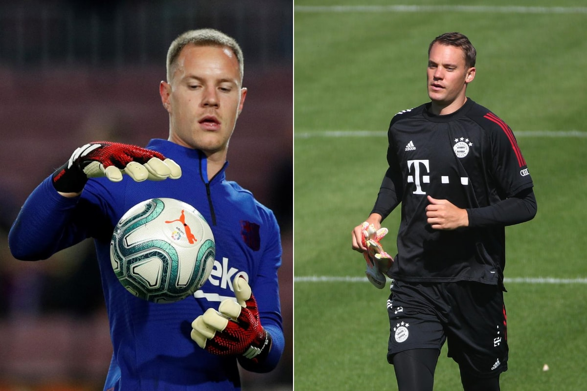 Barcelona vs Bayern Munich: A Fresh Chapter in Battle Between Germany's Top Keepers