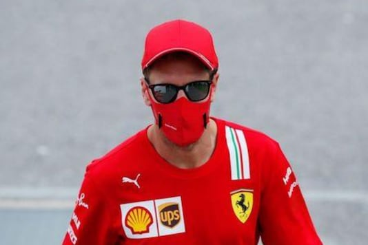 Sebastian Vettel (Photo Credit: Reuters)