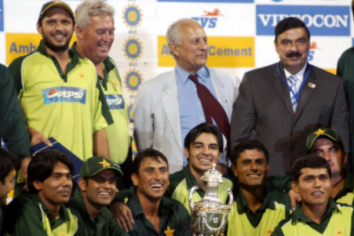 India's Name Was Written on Trophy During Innings Break: Inzamam on 2004 Platinum Jubilee Celebrations Match