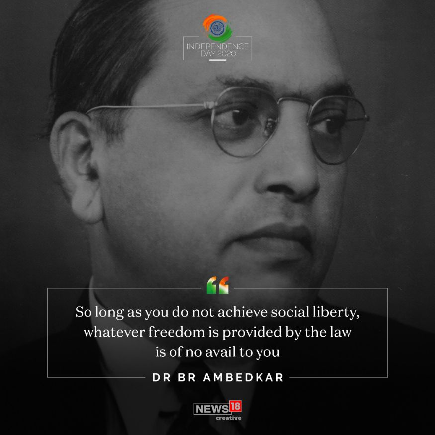I-Day 2020: Quotes by Freedom Fighters That Resonate Even Today
