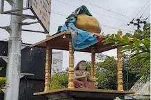 Communal Twist Given After Man Places Mosque-Imprinted Cloth in 'Safe Custody' of Hindu Saint Shankaracharya