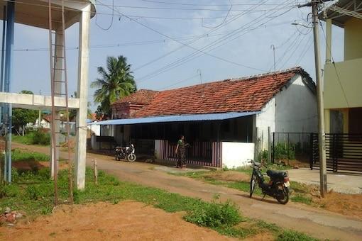 Kamala Harris' ancestral village in Thulasendhirapuram in Mannargudi Taluk in Thiruvarur, Tamil Nadu. (Image: News18)