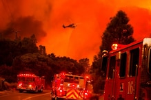 Lightning Sparked Firestorms Displace Thousands of Californians, Six Casualties Till Now
