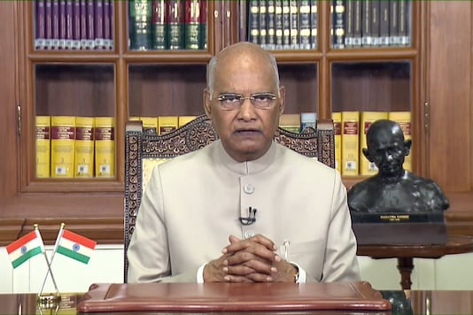 File photo of President Ram Nath Kovind.