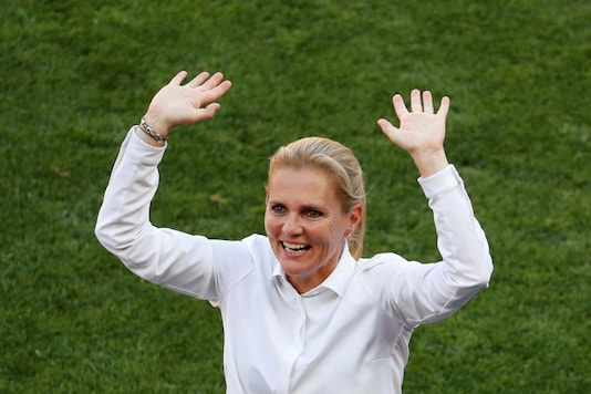 Sarina Wiegman (Photo Credit: Reuters)