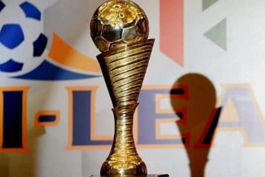 I-League trophy (Photo Credit: PTI)
