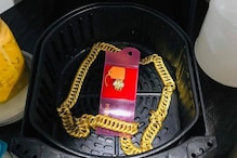 Man Hides Gold Chain in Air Fryer for 2 Months to Surprise Wife on Marriage Anniversary